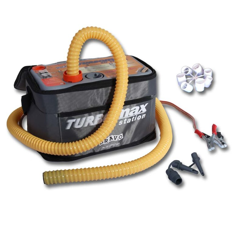 BRAVO TURBOMAX AIR-STATION 12 volt