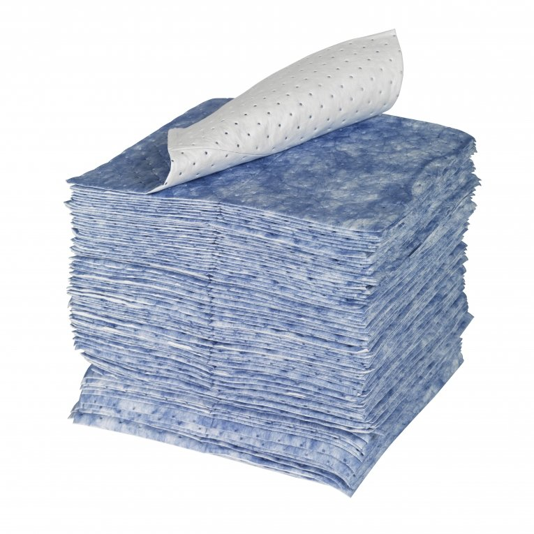 SPC105-E SPC BLUE NAFTAS produktu absorbents ar palielinātu izturību. PAPĪRA INDUSTRIJAI