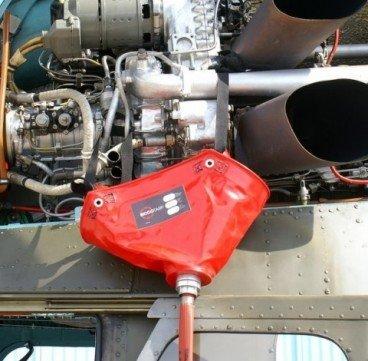IFF07 Industrial Folding Funnel D25 INDUSTRIĀLĀ PILTUVE - MAZĀ